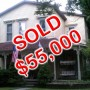 209 S Grant Ave, Crawfordsville, IN at 209 South Grant Avenue, Crawfordsville, IN 47933, USA for 55000